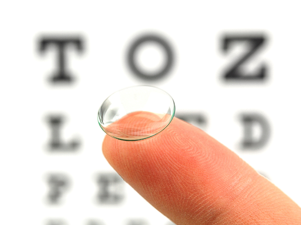 Contact Lens Infections in Newark